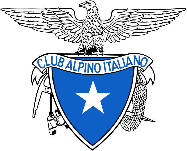 logo club alpino