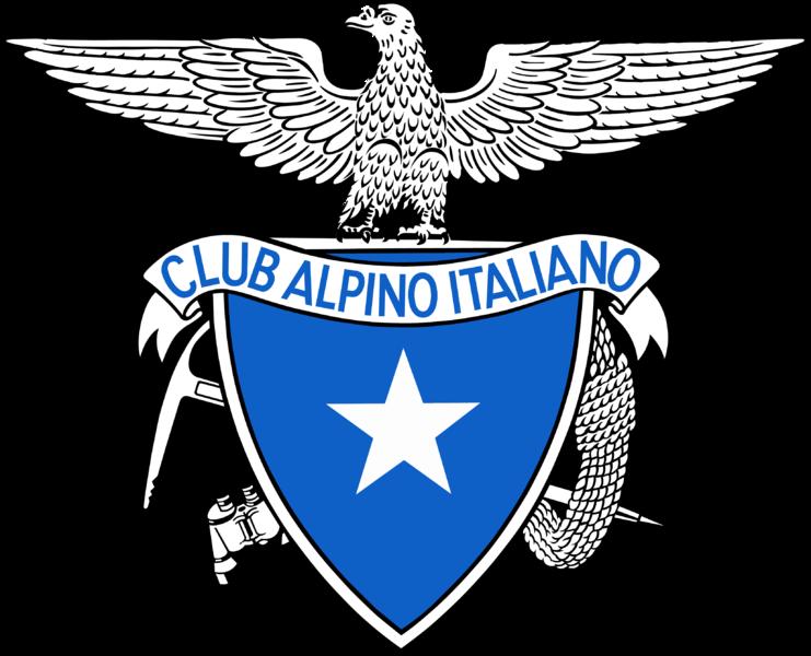 logo club alpino