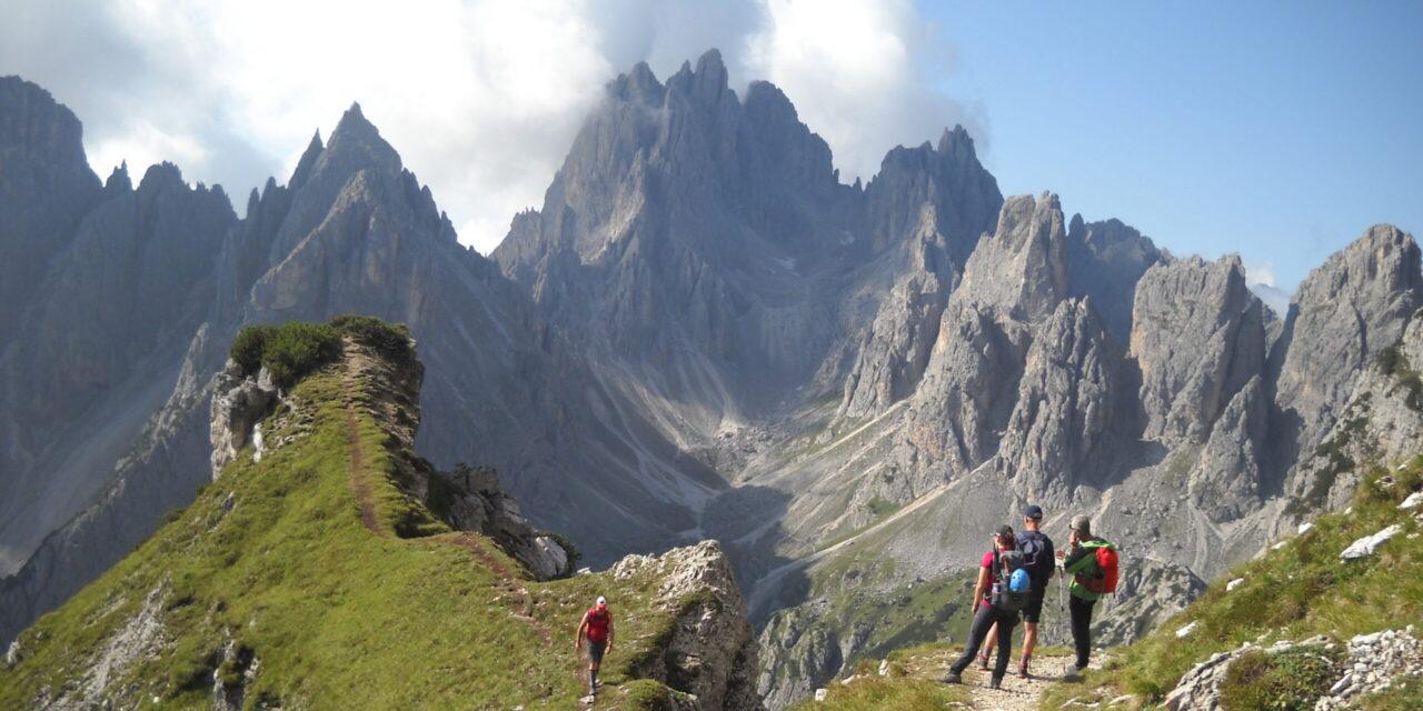 Alte vie delle Dolomiti
