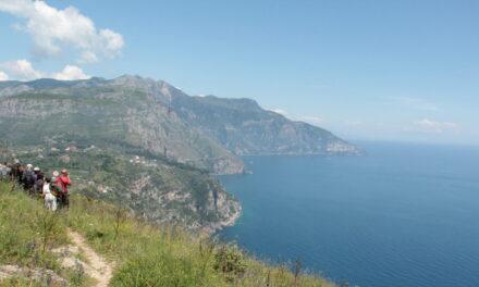 Il Sentiero Degli Dei – la Valle delle ferriere. Ravello e Salerno