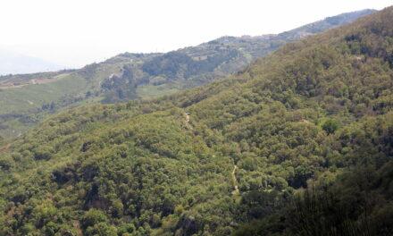 Stigliano, balcone di Lucania
