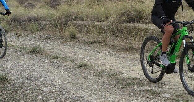 """Ciclo-escursionismo percorso circolare partenza/arrivo in località """"Casa del Conte"""""""