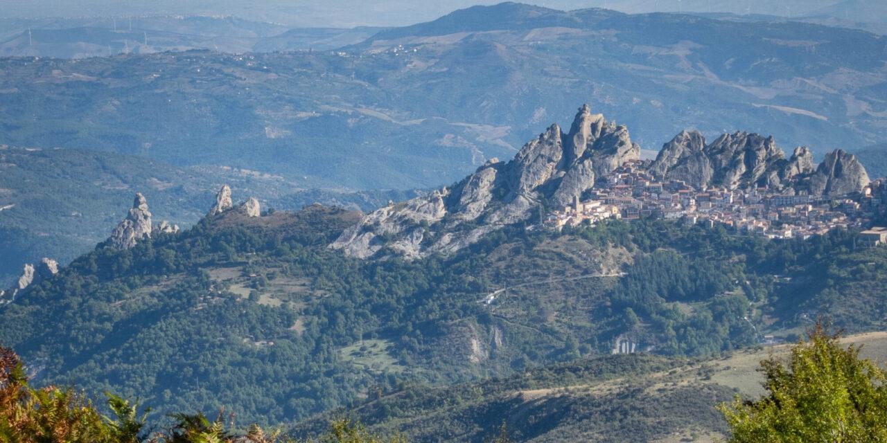 Parco Piccole Dolomiti Lucane  Monte Caperino