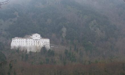 Dall'Abbazia di Monticchio-Laghi al M.Vulture