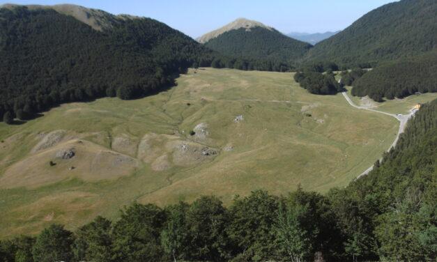 Monte Grattaculo e Belvedere del Malvento