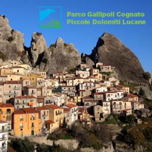 Parco Naturale di Gallipoli Cognato Piccole Dolomiti Lucane