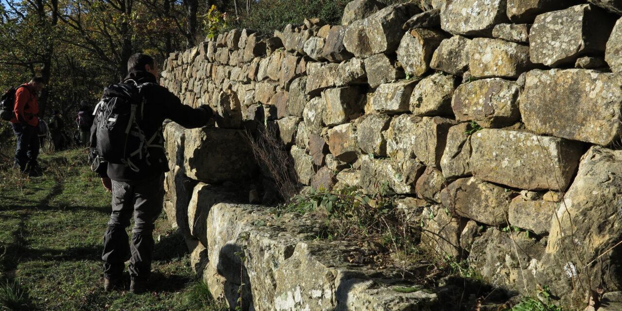 Il Bosco di Gallipoli e il Monte Croccia