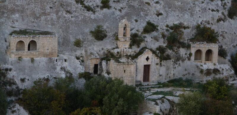 Santa Maria di Olivara – Villaggio Saraceno