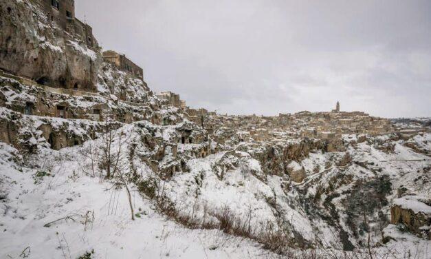 Le neviere di Matera