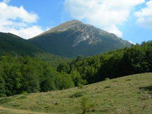 Da Colle dell'Impiso al Monte Pollino