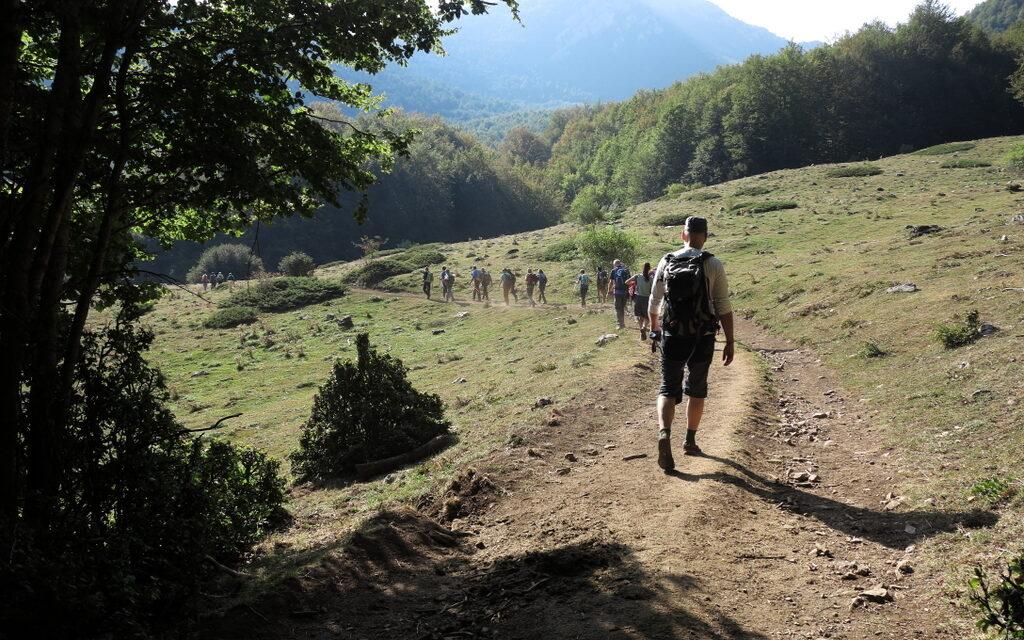 La Basilicata ospiterà la XXII Settimana Nazionale dell'Escursionismo CAI