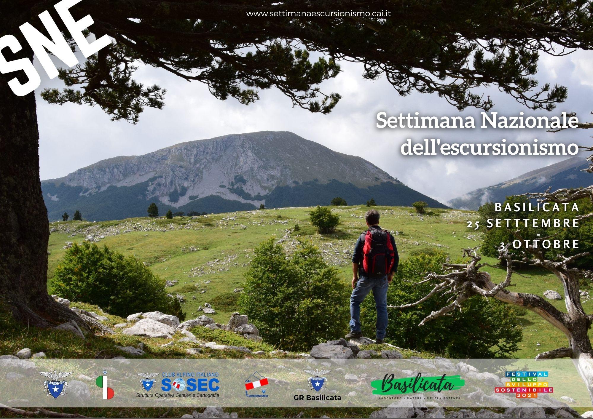 SNE - Settimana Nazionale dell'escursionismo