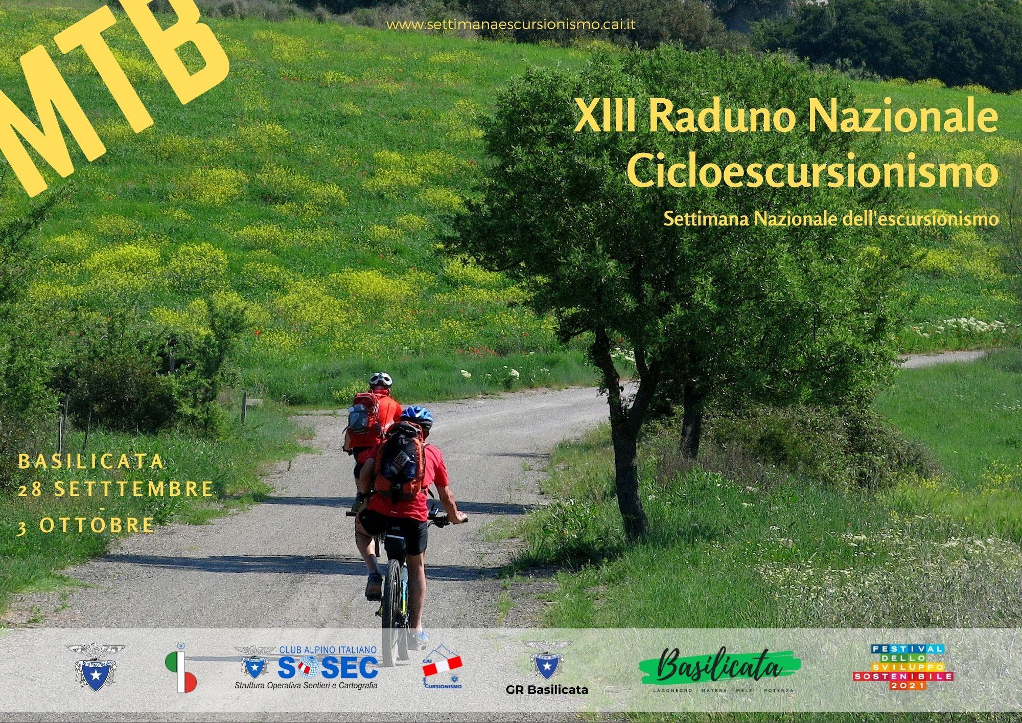 SNE - XIII Raduno Nazionale Cicloescursionismo