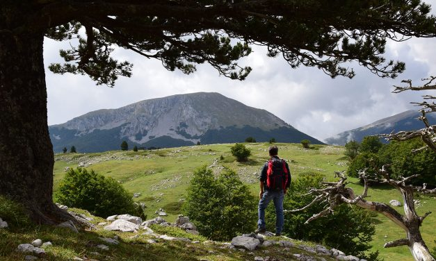 22° Settimana Nazionale dell'Escursionismo del CAI in BASILICATA dal 25 settembre al 3 ottobre 2021