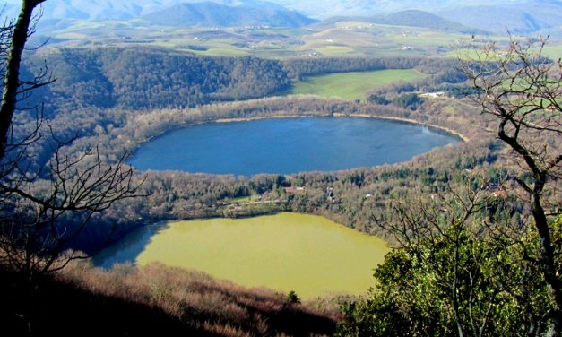 Il Monte Vulture e i suoi laghi